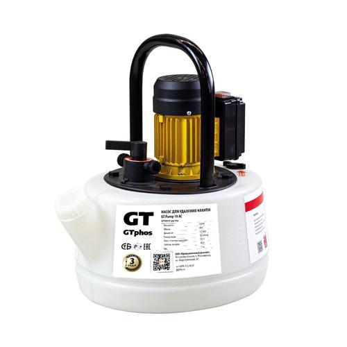 Промывочный насос GTphos® GT Pump 18 АС